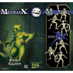Malifaux 2nd Ed: Arcanists: Poison Gamin (Updated to M3E)