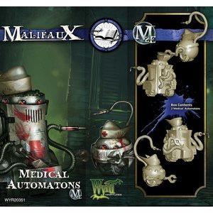 Malifaux 2nd Ed: Medical Automaton (Updated to M3E)