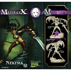 Malifaux 2nd Ed: Neverborn: Nekima (Updated to M3E)