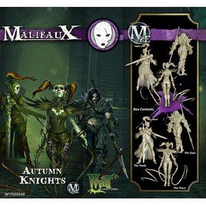 Malifaux 2nd Ed: Neverborn: Autumn Knights (Updated to M3E)