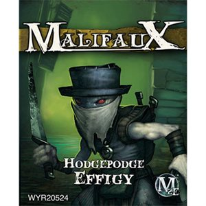 Malifaux 2nd Ed: Outcasts: Hodgepodge Effigy (Updated to M3E)