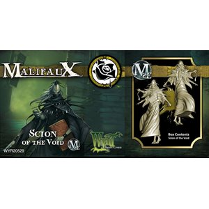 Malifaux 2nd Ed: Outcasts: Scion Of The Void (Updated to M3E)
