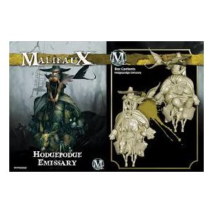Malifaux 2nd Ed: Outcasts: Hodgepodge Emissary (Updated to M3E)