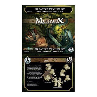 Malifaux 2nd Edition: Creative Taxidermy