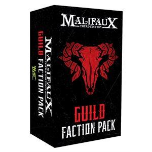 Malifaux 3E: Guild Faction Pack