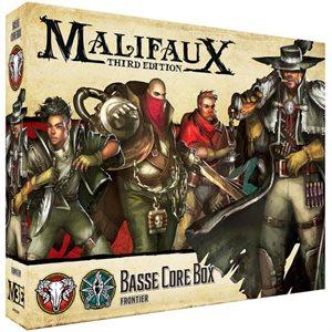 Malifaux 3E: Basse Core Box