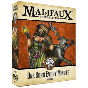 Malifaux 3E: Ten Thunders: One Born Every Minute
