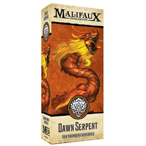 Malifaux 3E: Ten Thunders: Dawn Serpent