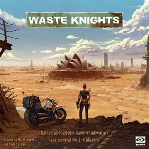 Waste Knights 2nd Edition ^ MAY 2021