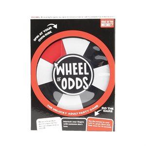 Wheel of Odds (No Amazon Sales)