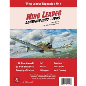 Wing Leader: Legends Expansion