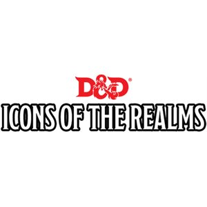 D&D Minis: Icons of the Realms - Set 9 - Waterdeep Dragon Heist (Eight Ct Booster Brick)