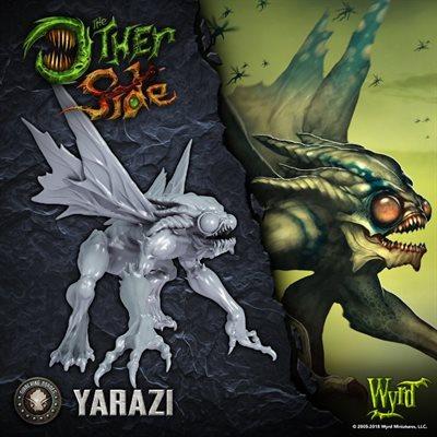 Other Side: Gibbering Hordes - Yarazi
