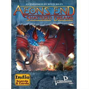 Aeons End: Shattered Dreams (No Amazon Sales)