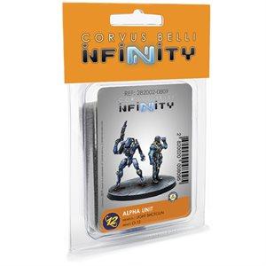 Infinity: O-12 Alpha Unit (Light Shotgun) ^ JAN 24, 2020