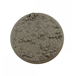 Bases: Ancient, Round Lipped 120mm (1)