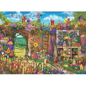 Puzzle: 1000 Garden Gate