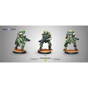 Infinity: Haqqislam - Asawira Regiment - Spitfire (1) - RS