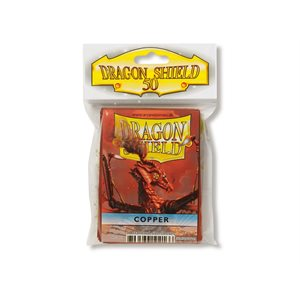 Sleeves: Dragon Shield Copper (50)