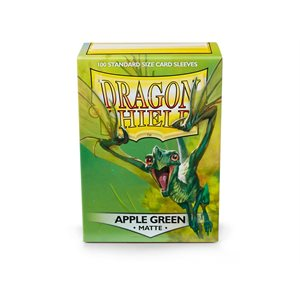 Sleeves: Dragon Shield Matte Apple Green (100)