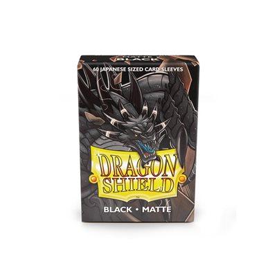 Sleeves: Dragon Shield Matte Japanese Black (60)