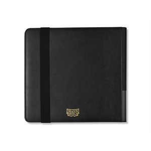 Binder: Dragon Shield 12 Pocket (Sideload) Portfolio Black