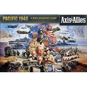 Axis & Allies Pacific 1940 2nd Ed