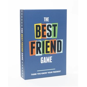 The Best Friend Game (No Amazon Sales)