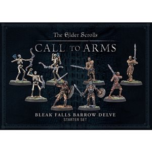 Elder Scrolls Call to Arms: Bleak Falls Barrow Delve Set ^ MAR 2020
