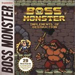 Boss Monster: Implements of Destruction - Expansion
