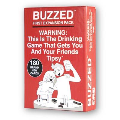 Buzzed: Expansion # 1 (No Amazon Sales)