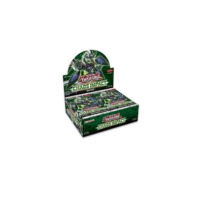 Yugioh: Chaos Impact Booster
