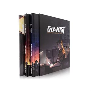City of Mist RPG: Premium Set (BOOK)