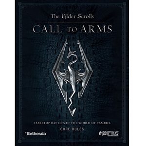 Elder Scrolls Call to Arms Core Box (BOOK)