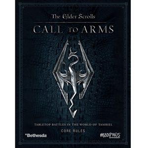 Elder Scrolls Call to Arms Core Box (BOOK) ^ MAR 2020