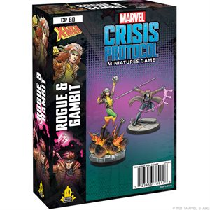 Marvel Crisis Protocol: Rogue & Gambit Character Pack ^ FEB 11 2022