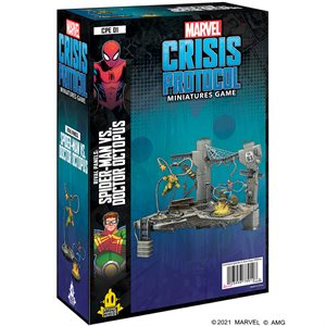 Marvel Crisis Protocol: Rival Panels: Spider-Man Vs Doctor Octopus ^ OCT 8 2021