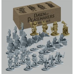 Dawn of Peacemakers: Miniature Pack