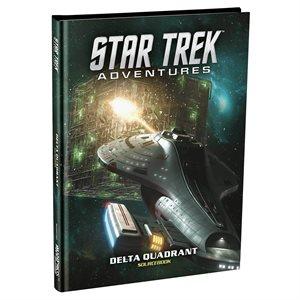 Star Trek Adventures Delta Quadrant (BOOK)