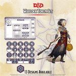 Dungeons & Dragons: Warlock Token Set (Player Board & 22 tokens)