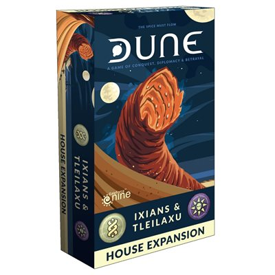 Dune: Ixians & Tleilaxu House Expansion ^ Q2 2020