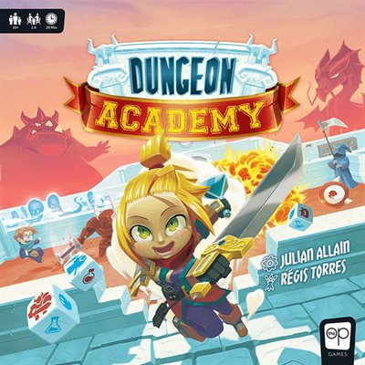 Dungeon Academy (No Amazon Sales)