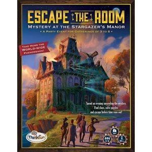 Escape the Room - Stargazers Manor (No Amazon Sales)
