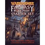 Warhammer Fantasy Roleplay 4th Edition Starter Set (BOOK) (No Amazon Sales)