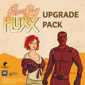 Firefly Fluxx Upgrade Pack (no amazon sales)