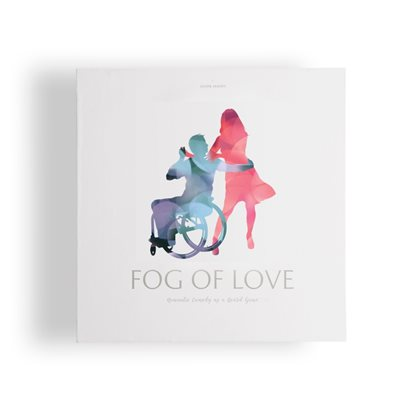 Fog of Love Diversity Cover (No Amazon Sales)