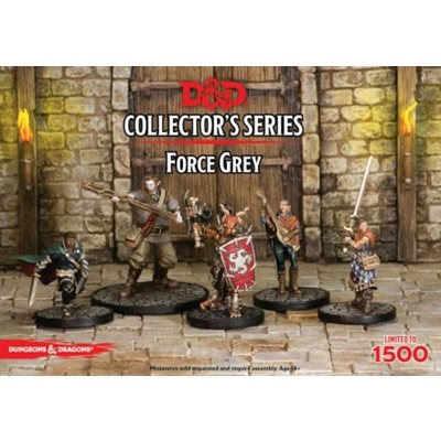 Dungeons & Dragons Minis: Force Grey