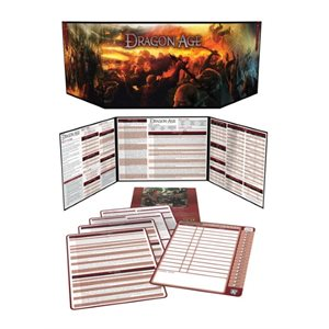 Dragon Age: Game Masters Kit (Revised) (BOOK)