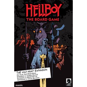 Hellboy: The Board Game - The Wild Hunt Expansion ^ SEP 2019