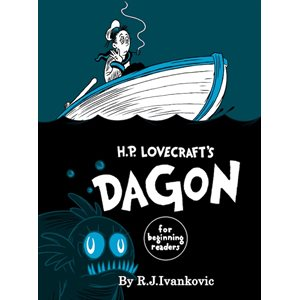 H.P. Lovecraft's Dagon (BOOK)